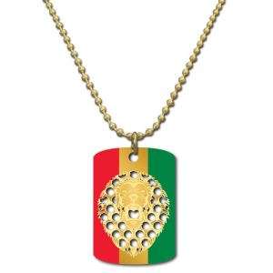 Collana Grinder Card Lion