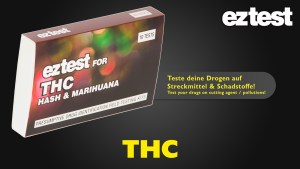 EZ-Test for THC Hash Marihuana 10