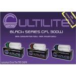 CFL 125 W Agro CULTILITE BLACK