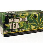 Hemp Bud Tea