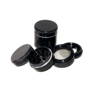 Grinder Alluminio Black CnC 40 mm 4