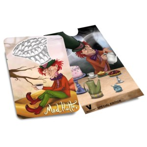 MAD HATTER GRINDER CARD