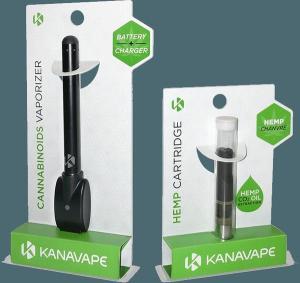 Kanavape CBD Vaporizer Starter Kit