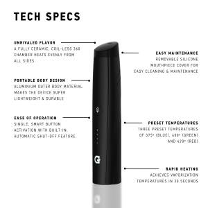 G Pen Pro Black Vaporizer