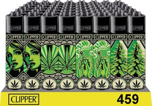 Clipper Weed Art