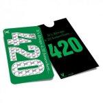 420 Grinder Card
