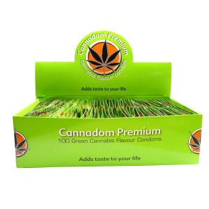 Cannacondom CANNABIS INSPIRED CONDOMS