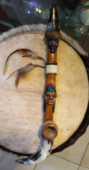 Pipa In Legno From Amazonia