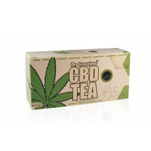 Cannabis CBD Tea