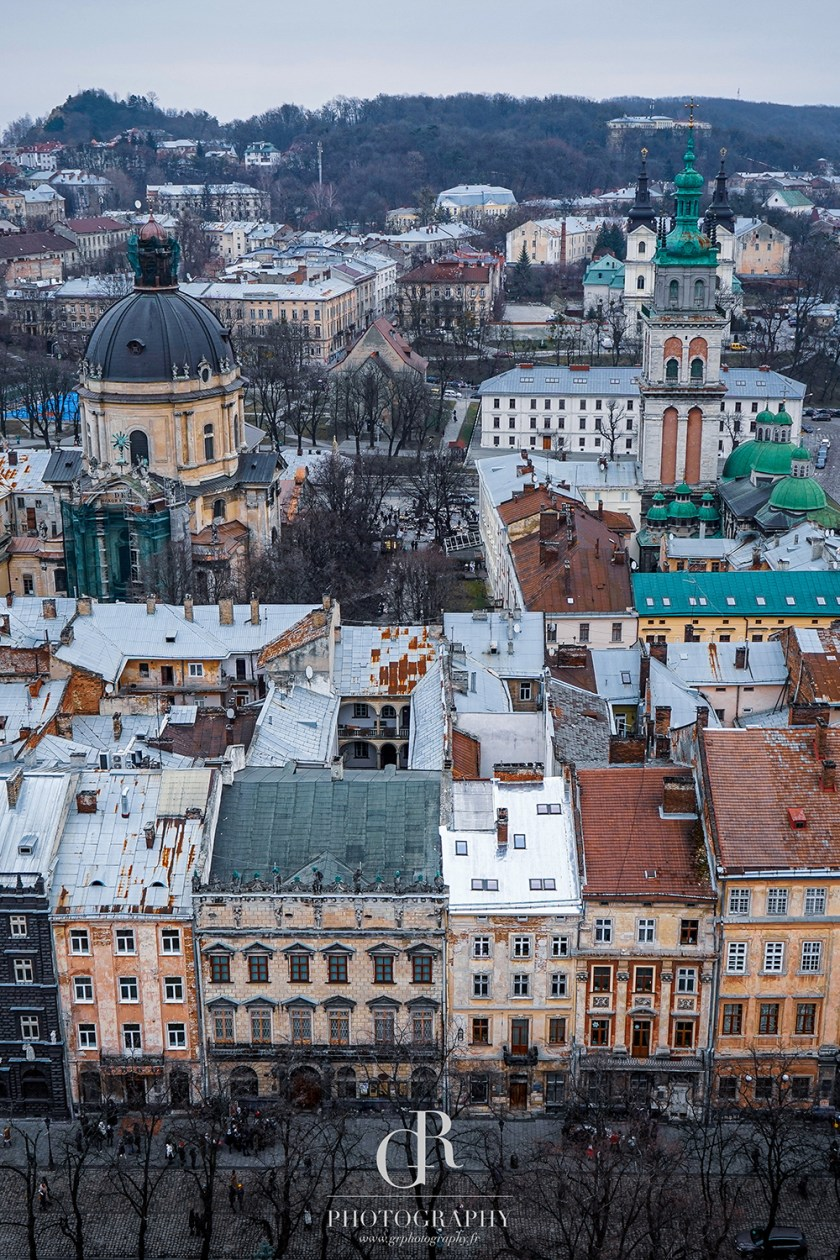 Lviv City Print