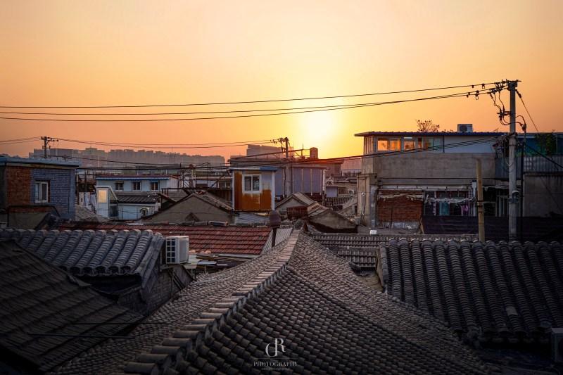 Dashilan District Beijing