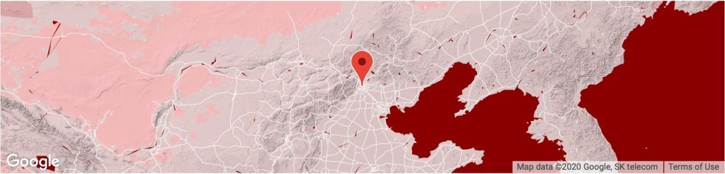 Location Beijing