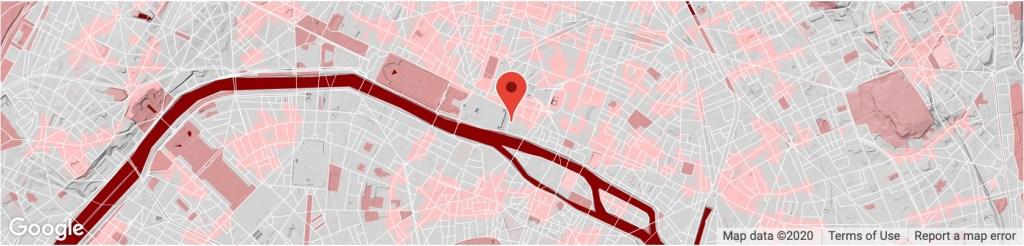 Location Louvre Paris