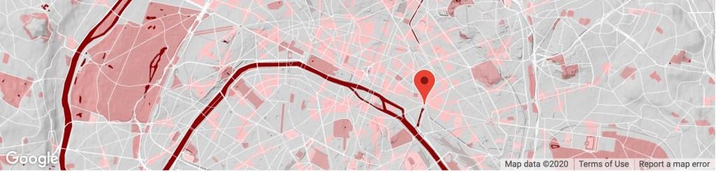 Location Paris Bastille