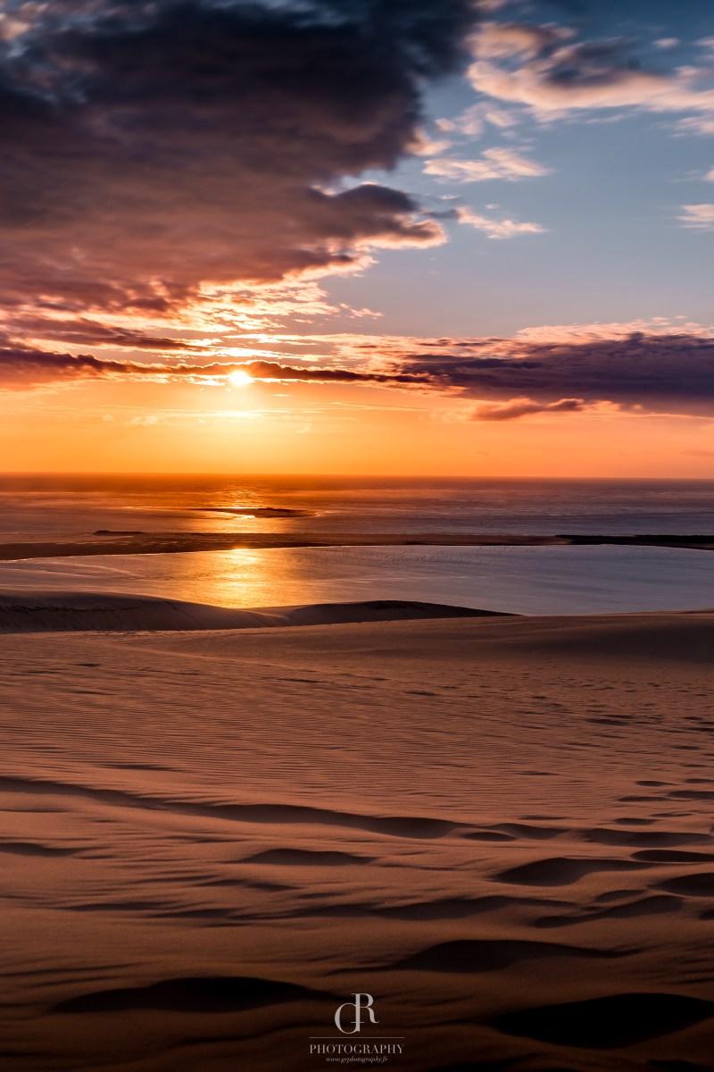 Dune Pilat Sunset
