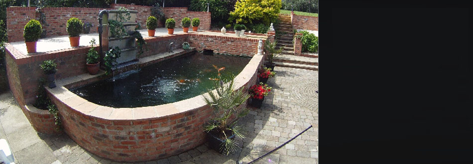 Koi Pond Design Uk
