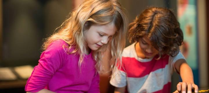 Kids in West Michigan Habitats Exhibit