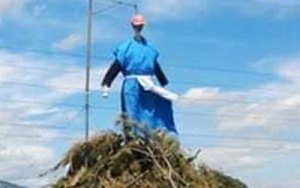 «Κάψιμο Ιούδα» @ Πολιτιστικού Κέντρου Κρητών Αχαρνών