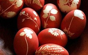 Πασχαλινά αυγά στην Αργυρούπολη @ Αργυρούπολη Ρεθύμνου
