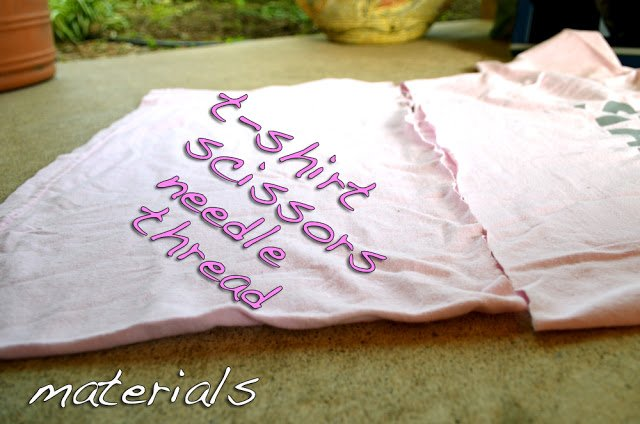 DIY: Upcycled Tshirt Headband Tutorial - kids plus adults