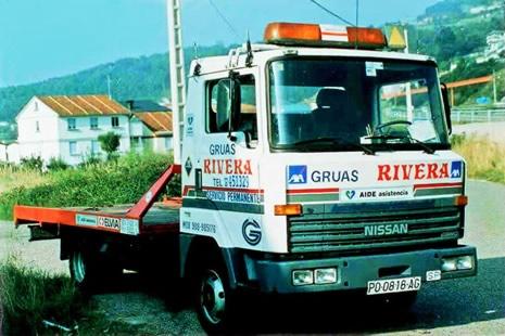 Servicio de Grúas