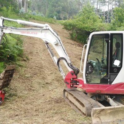 Servicio de Excavaciones