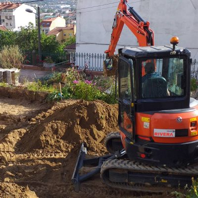 Servicio de Excavaciones para todo tipo de trabajos