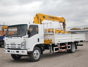 Alquiler de camiones Panamá - Grúas SHL