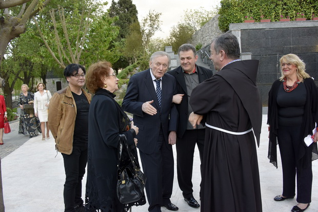 BiH,14.04.2016.Mostar, ljetnikovac Radobolja, Donatorska humanitarna vecera, Photo:Stojan Lasic