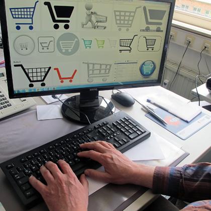 Digitaler Handel