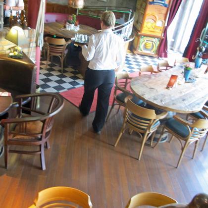 Minijob, kurzfristige Beschäftigung, Restaurant, Gaststätte, Minijobber