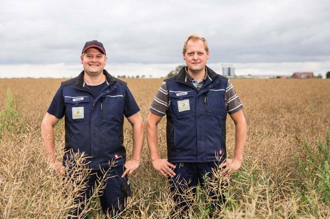 """Brüder aus Vorpommern erhalten """"Landwirtschafts-Oscar"""""""
