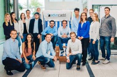 Digitaler Glückwunsch an advocado aus Greifswald