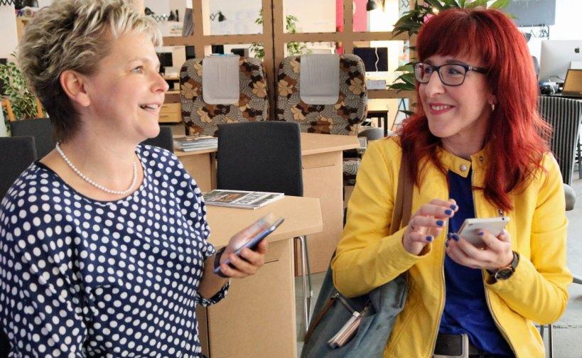 judith kenk netzwerkerin aus malchow seenplatte