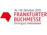 Logo der Buchmesse Frankfurt 2015