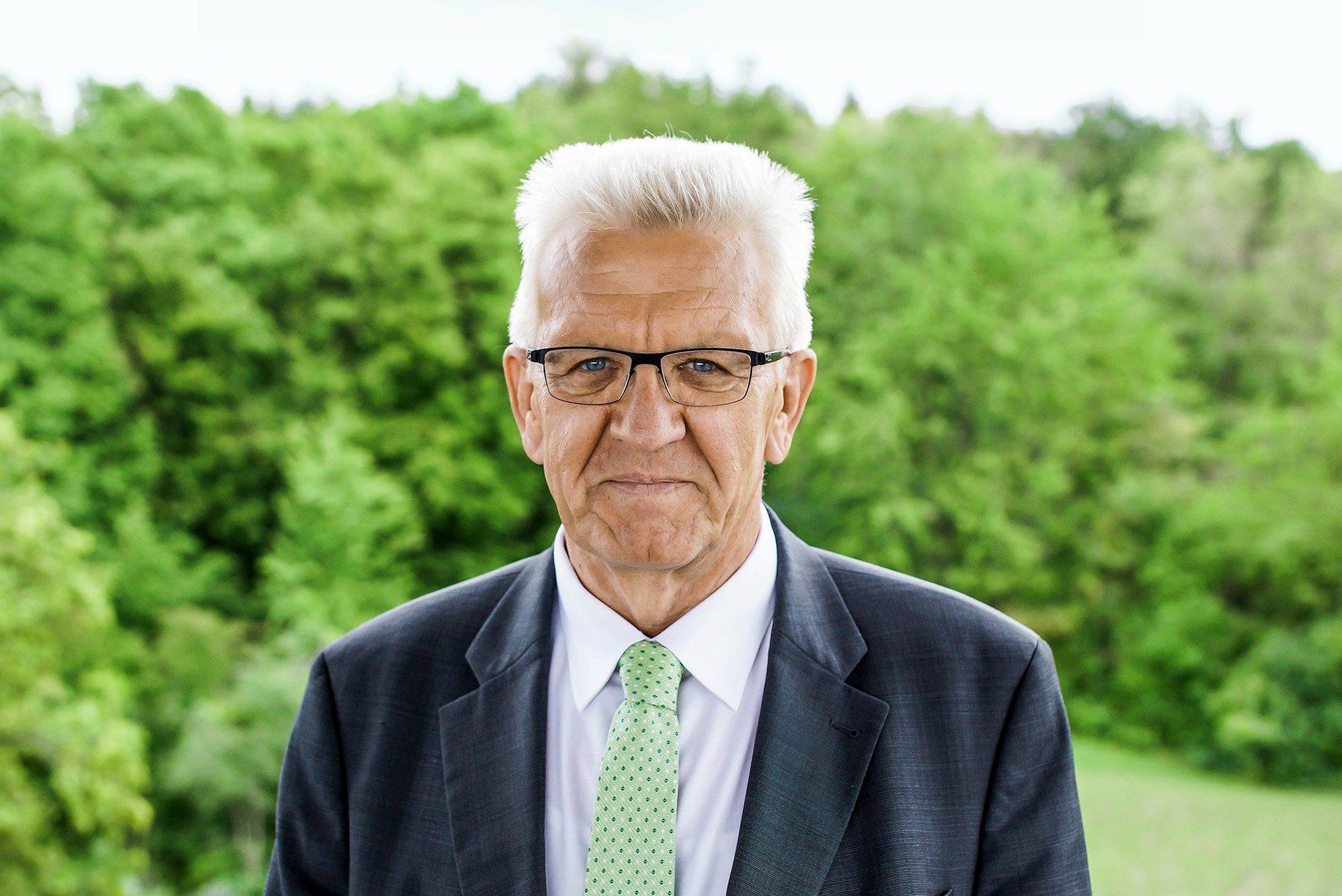 winfried kretschmann gruene bw