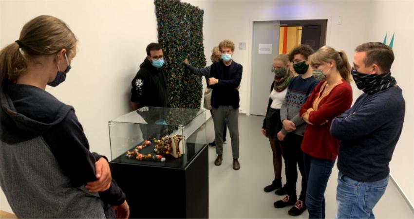 Laura Wahl zur Hellen-Nabukenya-Ausstellung in der Kunsthalle Erfurt