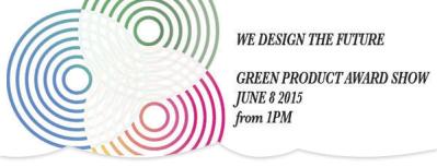 Erfolg mit nachhaltigen Produkten – Konferenz, Preisverleihung & Ausstellung Green Product Award