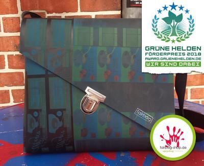 fairbag – upcycling Taschen mit starkem Social Benefit