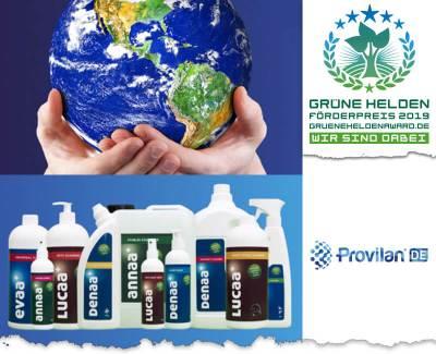 Provilan. Das gesündere Sauber