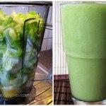 grüne Smoothies Rezepte - Detox