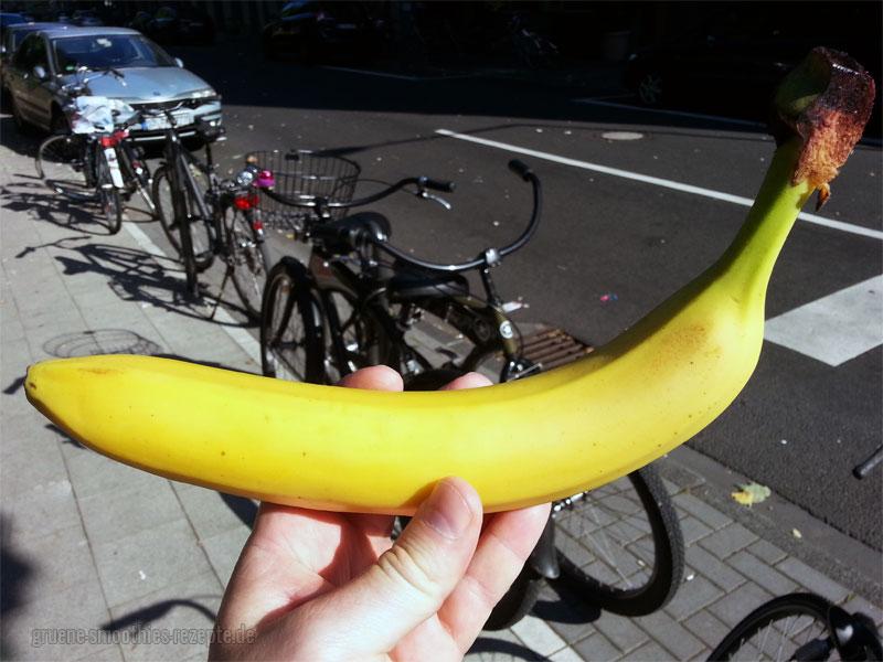 Schlicht und einfach ne Banane aus dem Basic :D