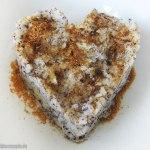 Reisflocken-Porridge mit Kokosblüten Zucker, Virgin Coconut Oil, Kokoflocken, Reisflocken, Mohn und Chia-Samen