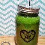 Grüne Smoothies mit Grünkohl - Winterlich und richtig lecker