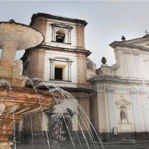 basilica san tammaro sagrato