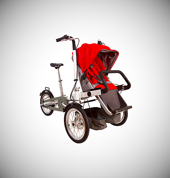 Smartbikes Vagabond Bicycle Stroller