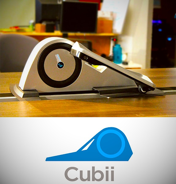 Cubii - High Tech Under-Desk Elliptical Trainer
