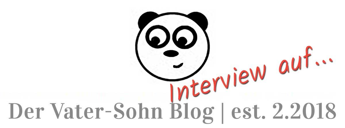 Interview von Björn Bauch auf vatersohn.blog