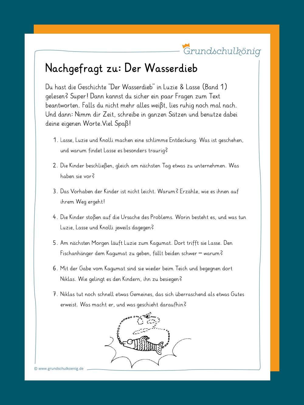 Sachtexte Klasse 20 Zum Ausdrucken / Tandem Lesen Zu Zweit Leichter ...