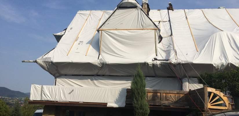 doszczelnienie fumigacja domu